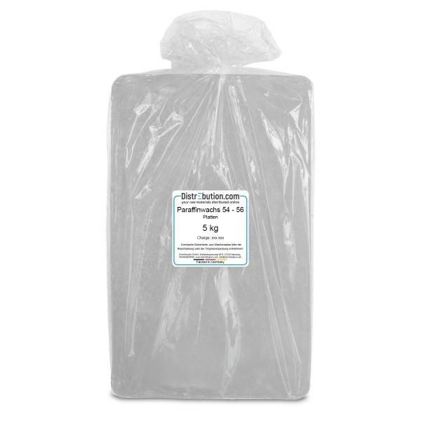 Paraffinwachs 54 - 56°C in Platten (5 kg)