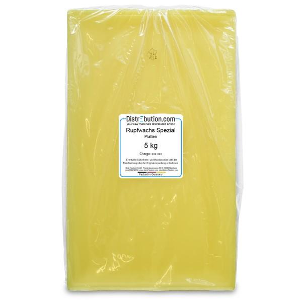 Rupfwachs Spezial in Platten (5 kg)
