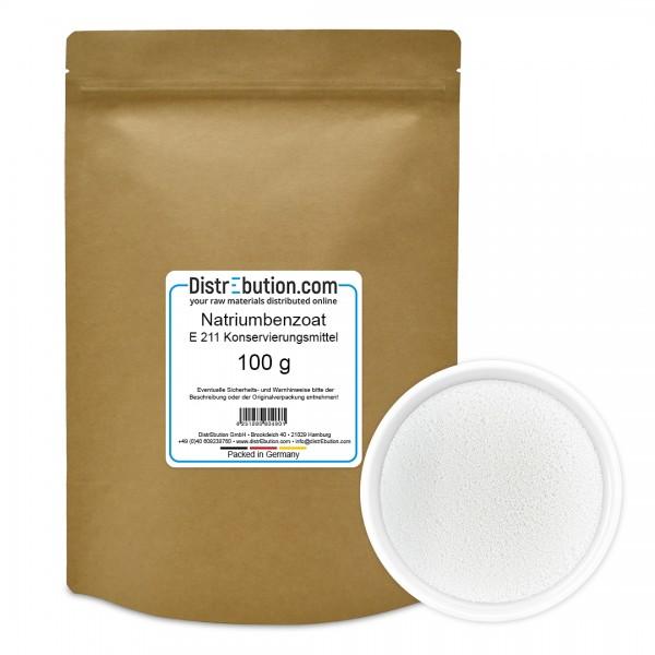 Natriumbenzoat E 211 Konservierungsmittel (100 g)