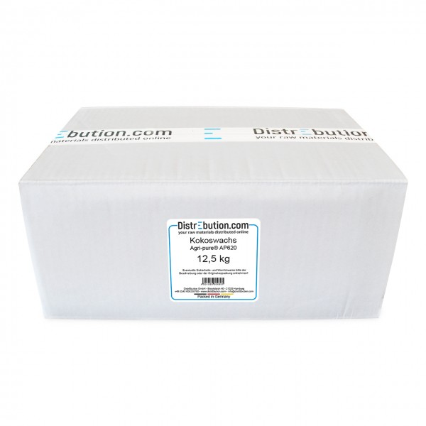 Kokoswachs Agri-pure® AP620 (12,5 kg)