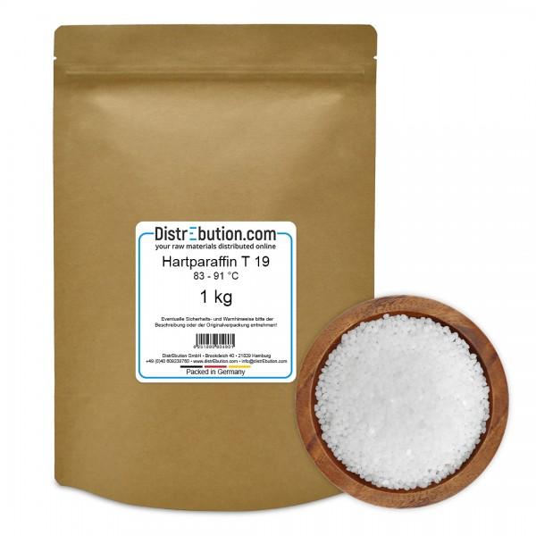 Hartparaffin T 19, 83 - 91°C (1 kg)