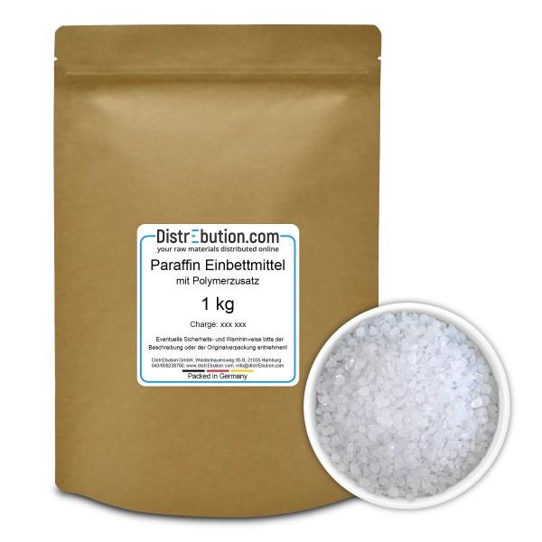 Paraffin Einbettmittel, mit Polymerzusatz (1 kg)